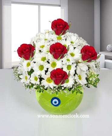 Çiçek Gönder    -   Papatya-gül