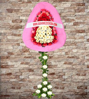 Açýlýþa çiçek gönder  -  gelin duvaðý sepet