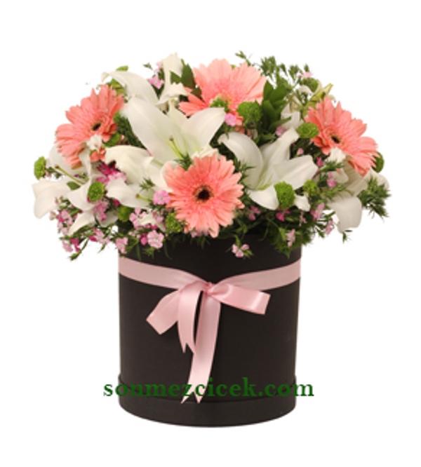 Kutuda Bahar Çiçekleri/ Topkapý